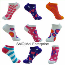 China Factory Women Cotton Ankle Socks