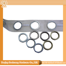 hot sale design square metal curtain ring