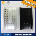 Serviço de usinagem CNC de alta qualidade, CNC Lathe Machine tool Z Axis Sliding Plate Turning CNC Mchining