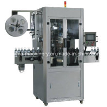 Bottle Neck Shrink Sleeve Shrinking Labeling Cutting Machine