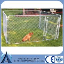 Perro grande de la perrera del perro de la buena calidad resistente de la perrera, jaula del perro