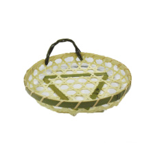 High Quality Handmade Natural Bamboo Basket (BC-NB1001)