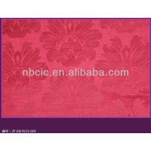 Grabación en relieve de tela para el sofá 60% algodón 40% rayón