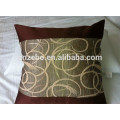 Hot Sale Jacquard Cover with Fiber Filling Cheap Throw Pillow Inserts