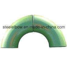 Alliage acier égal soudé Standard coude à 180 degrés