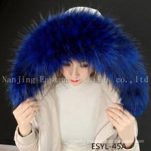Fur Stripe and Fur Collars Esyl-45A