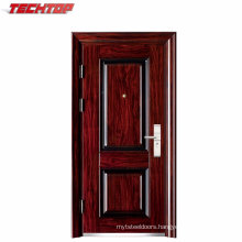 TPS-025 Security Entry safety Cheap Steel Exterior Door Designs 2015