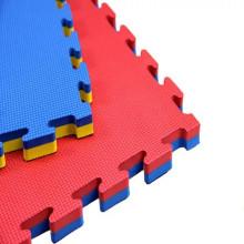 taekwondo tatami jigsaw mat puzzle octagonal mats CE certificate anti fire factory directly sale