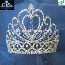 Schöne Schönheit Diamant Festzug Krone