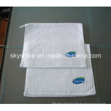 Customed Embroidered Logo Cotton Towel