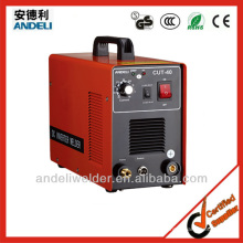 High Quality Inverter DC micro plasma welding machine (CUT-40,60,100)