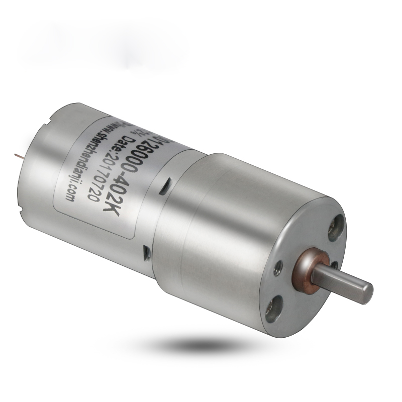 27mm dc spur gear motor