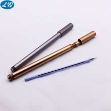 Kualitas Aluminium CNC Turning Pen Making Parts