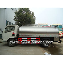 DFAC FRK camião de transporte de leite 4x2, mini camião de leite