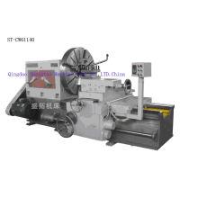 Manual Universal Horizontal Lathe Machine Spindle Speed 6 Level