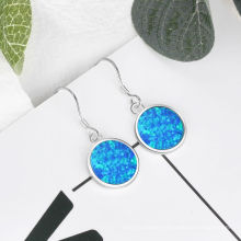 Opal Earring High End Popular jewelry Opal Stone Earrings for Girl