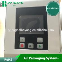 La fábrica de Shangai China PE amortiguador de aire burbuja película fabricación de máquina de alta velocidad