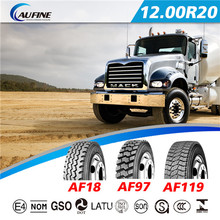 Mining Conditions Truck Tyre, TBR Tyre with 12.00r20 Reach Labelling ECE