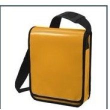 Waterproof PVC Tarpaulin Shoulder Bag