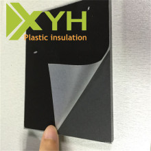 Panel de baquelita negra resistente a altas temperaturas