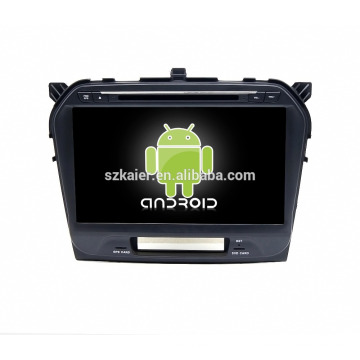 Factory directly !android 4.4 car dvd player for new Vitara +OEM+quad core !