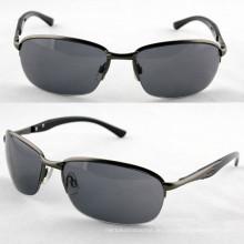 Gun Polarisierte Metall-Sonnenbrille mit CE / FDA / BSCI-Zertifizierung (14229)