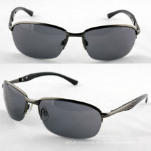 Gafas de sol polarizadas del metal del arma con la certificación de CE / FDA / BSCI (14229)