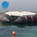 Airbag en caoutchouc de lancement à long terme d'utilisation de navire utilisé dans le chantier naval