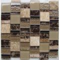 Mosaik Wandfliese / Glasfliese / Kristallglas Mosaik (HGM369)