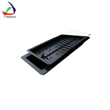 Large Plastic Plant Tray Grow Plant Tray Greenhouse Tray