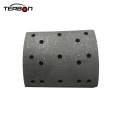 FRONT BRAKE LINING FOR YUTONG KINGLONG BUS 3554-00082