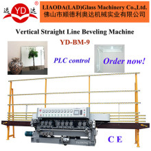 Best Sales PLC Vertical Glass Beveling Machine