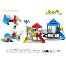 Kids Favorite Hit Importé CE approuvé vente commerciale d'équipement de terrain commercial usé