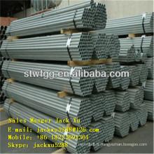 fabricant de tuyau de carbone sans couture de tube sans soudure galvanisé din2391 st52 tuyau d'acier sans soudure