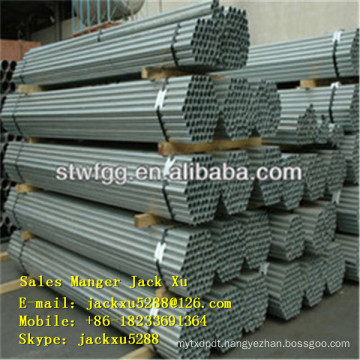 BS1387 /ASTM A53 Galvanized Pipe/G.I. Pipe