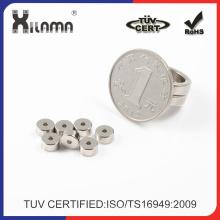 Hochleistungs-Industriering-Magnet-Hersteller in China