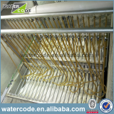 Package portable Wastewater Treatment Plant MBR/ Industrial and domestic Sewage Treatment plant made in China