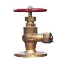 Válvula de mangueira de ângulo de bronze marinho (RX-MV-RK F7334 10K)
