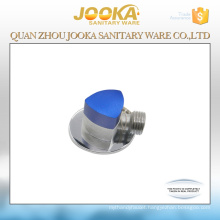 best selling toilet brass body angle stop valve with zinc handle