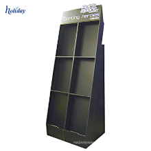 High Quality Cardboard Display Book Display Stand,Cardboard Book Display Kiosk,Book Store Shelves