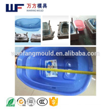 Factory direct sales Durable high quality plastic baby bathtub mold/plastic baby bathtub injection mold product supplier