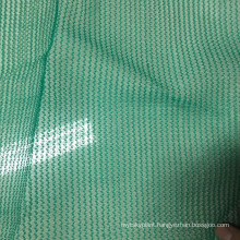 HDPE construction barrier fence plastic mesh safety net