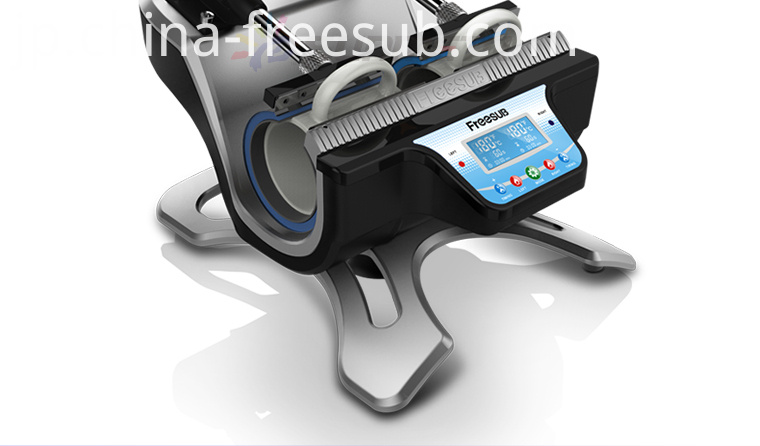 FREESUB Sublimation Glass Coffee Mugs Printing Machine