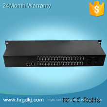 32 channel CCTV analog to digital converter