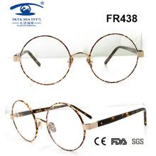 High Quality Colourful Latest 2015fashion Metal Optical Frames (FR438)