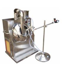 Byc-600 Máquina de revestimento com sistema de pulverização automática