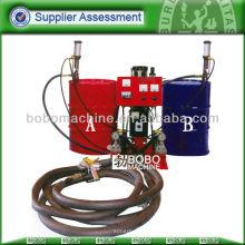 Máquina de pulverización de espuma de alta prensa