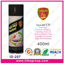 Captain Heat Resistant Spray Paint
