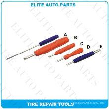 Основные инструменты для удаления шин для автомобилей