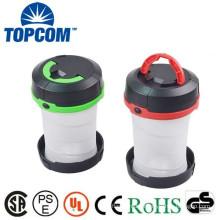 Foldable 3 Modes Multi-purpose Plastic Portable Lantern